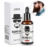 Aceite De Barba, Magicfun Cuidado de Barba 30 ml Barba...