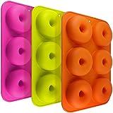 FineGood FG molds_3 - Juego de 3 moldes de silicona con...