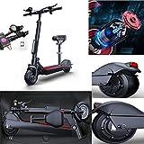 WXH Mini Scooter eléctrico, con Asientos y manillares...