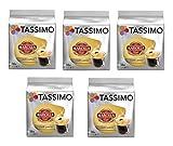 TASSIMO Marcilla Café Largo - 5 paquetes de 16...