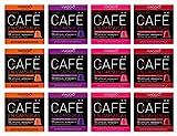 Viaggio Espresso Cápsulas de café compatibles con...