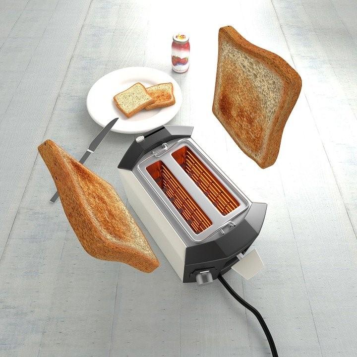 tostadoras eléctricas