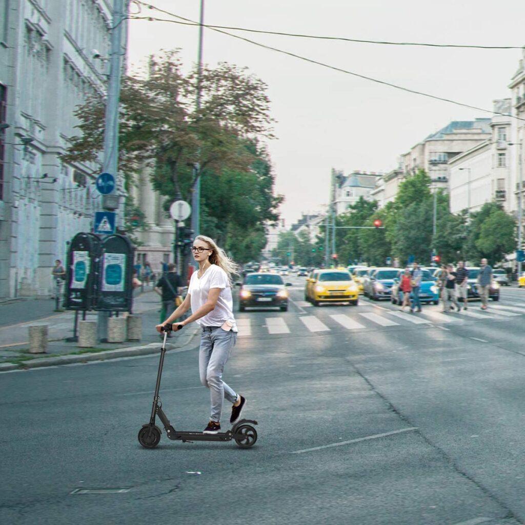 patinetes eléctricos en amazon