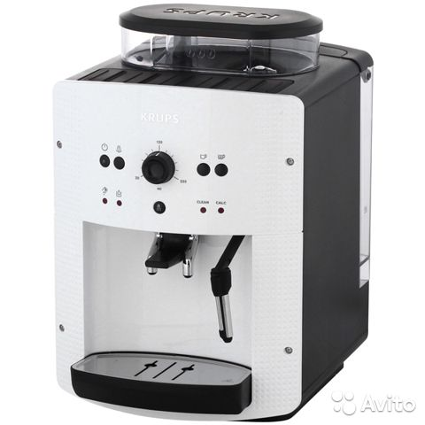 Cafetera automática o superautomática Krups Espresso Kavni