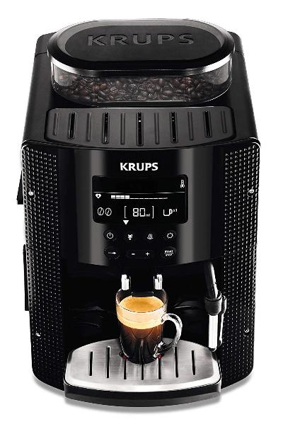 Cafetera automática o superautomática Krups Roma