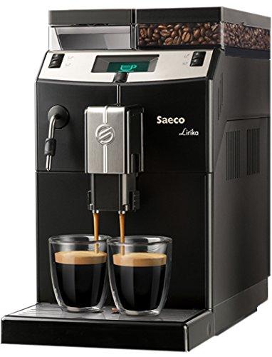 Cafetera automática o superautomática Saeco Lirika