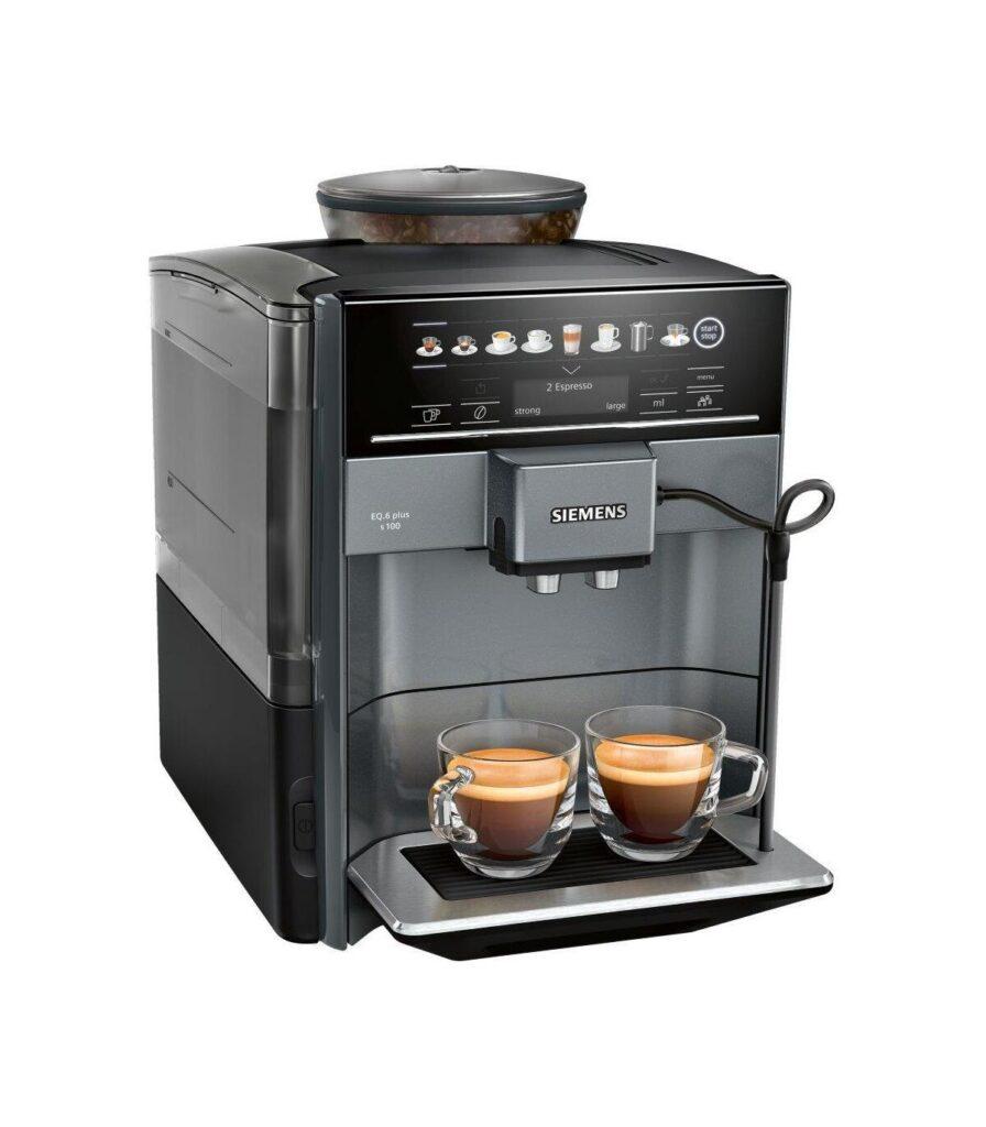 Cafetera automática o superautomática Siemens EQ.6 plus