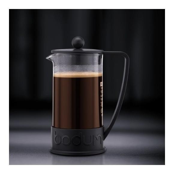 Cafetera de embolo o francesa Bodum Brazil