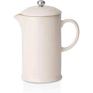Cafetera de embolo o francesa Le Creuset Stoneware
