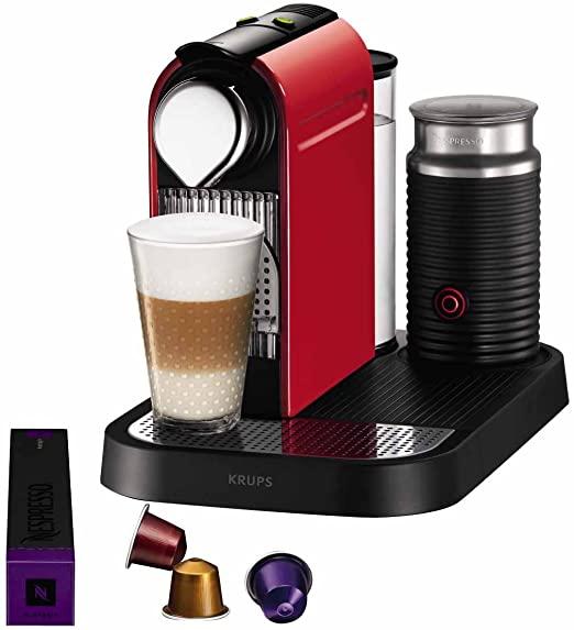 Cafetera Nespresso Krups Citiz