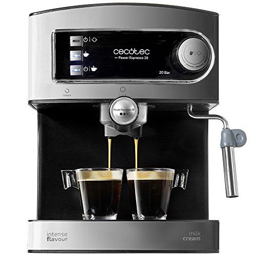 Cafetera barata de presión Cecotec Power Espresso