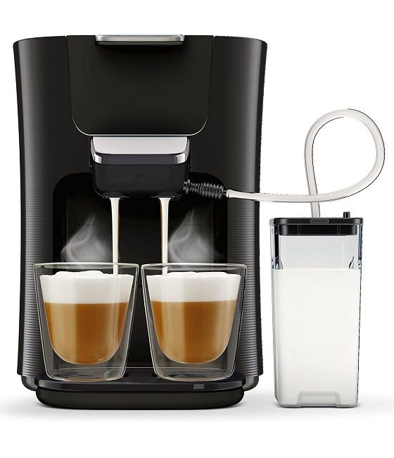 Cafetera Senseo Latte Duo Plus