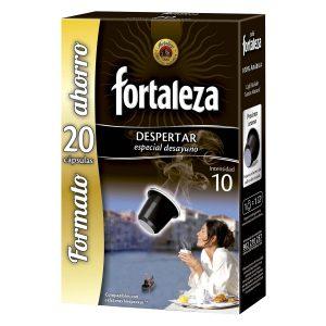 Cápsulas compatibles con Nespresso Fortaleza