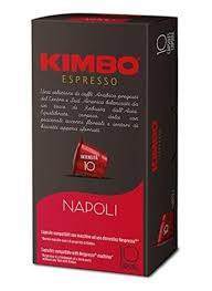 Cápsulas compatibles con Nespresso Kimbo