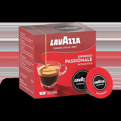 Cápsulas compatibles con nespresso Lavazza