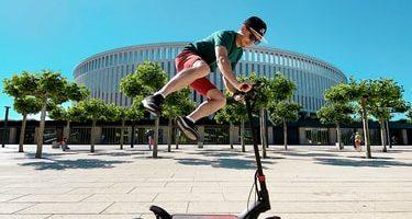 accesorios para patinete eléctrico