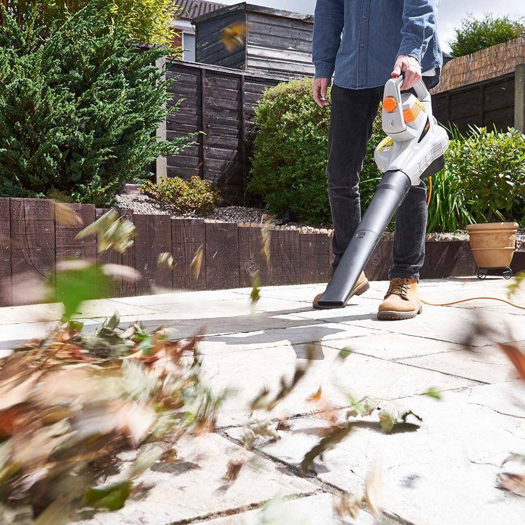 Septimo lugar mejores aspiradoras de jardín baratas