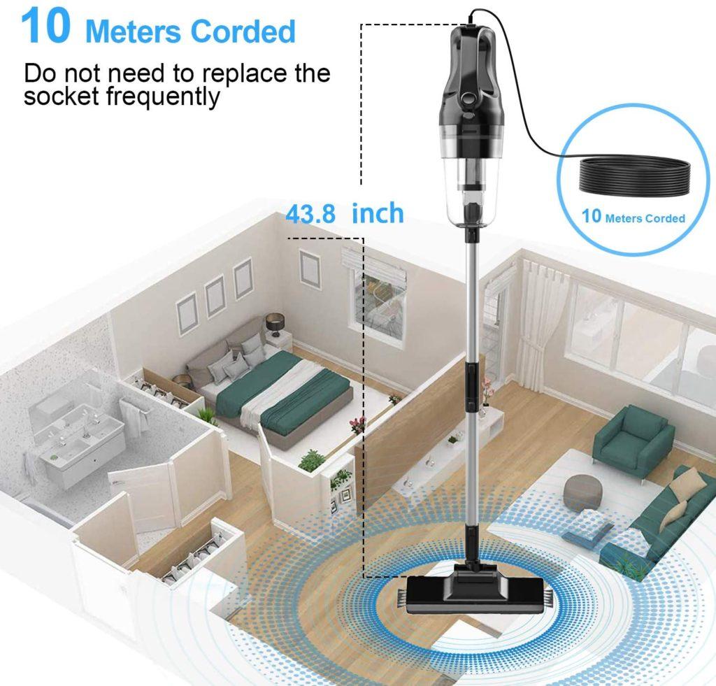 Mejores Aspiradoras con Cable