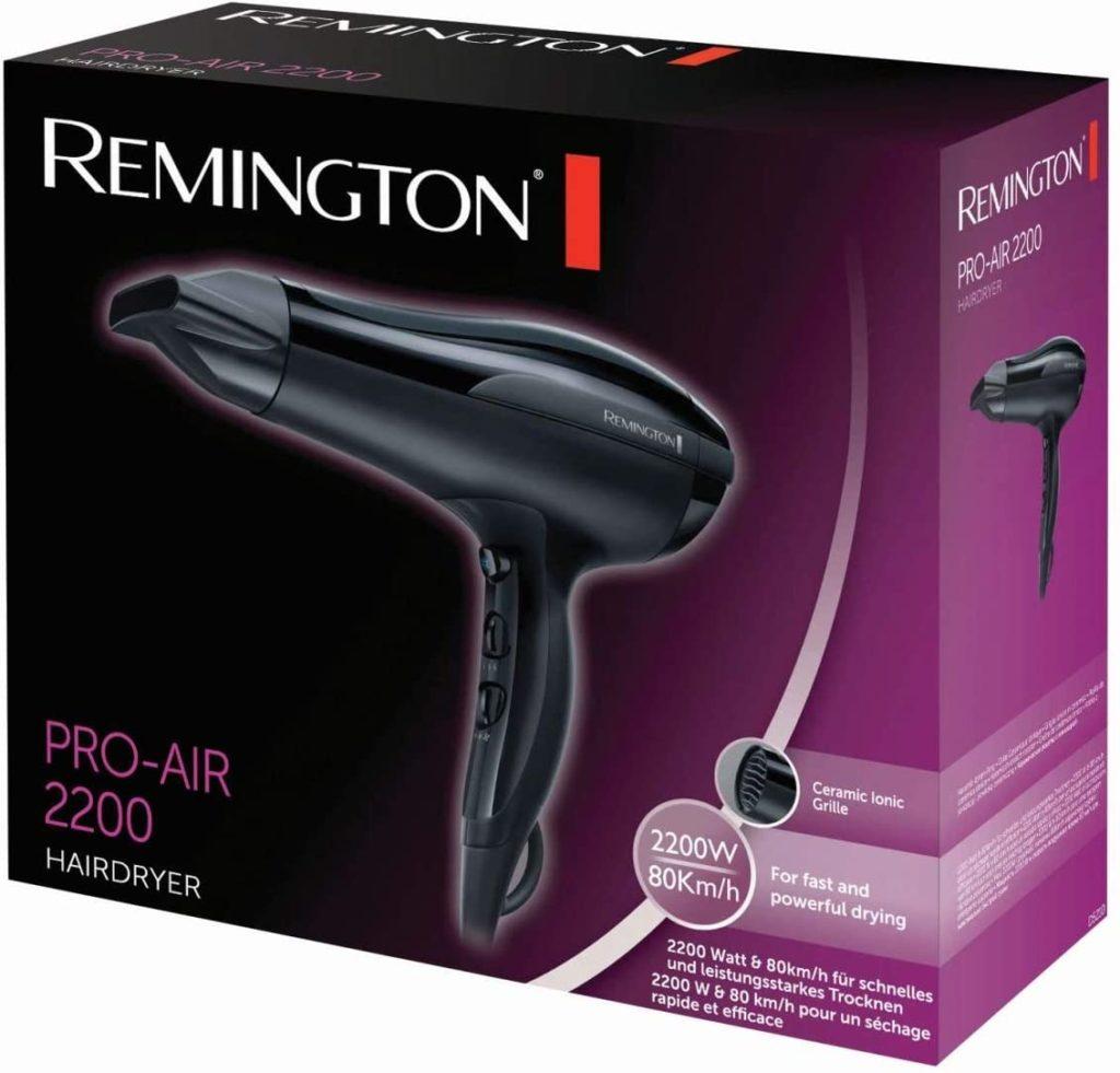 Los 7 mejores secadores de pelo iónicos - Remington
