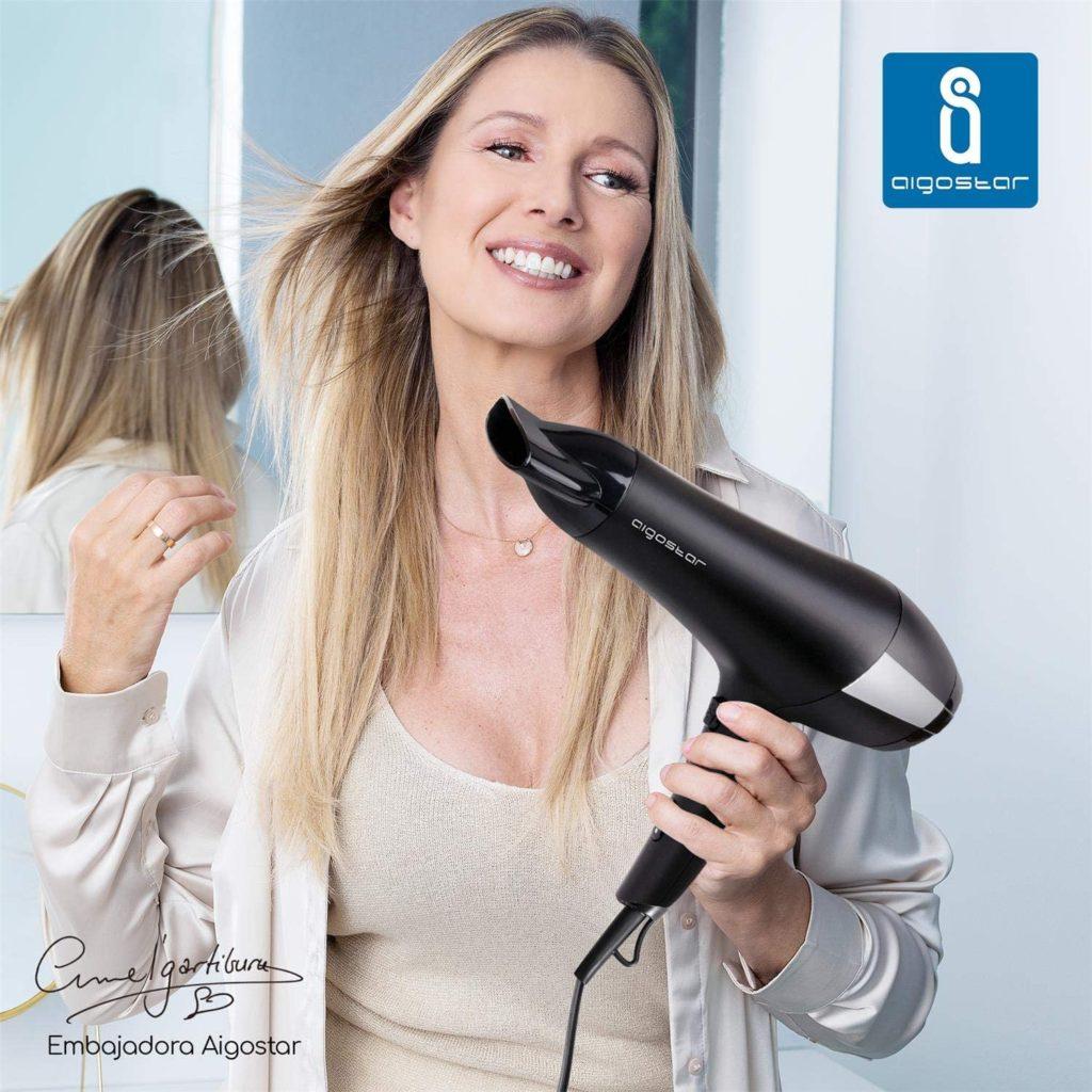 Los 7 mejores secadores de pelo iónicos - Aigostar