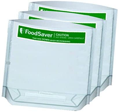 Mejores Bolsas para Envasar al Vacío - FoodSaver 16 bolsas