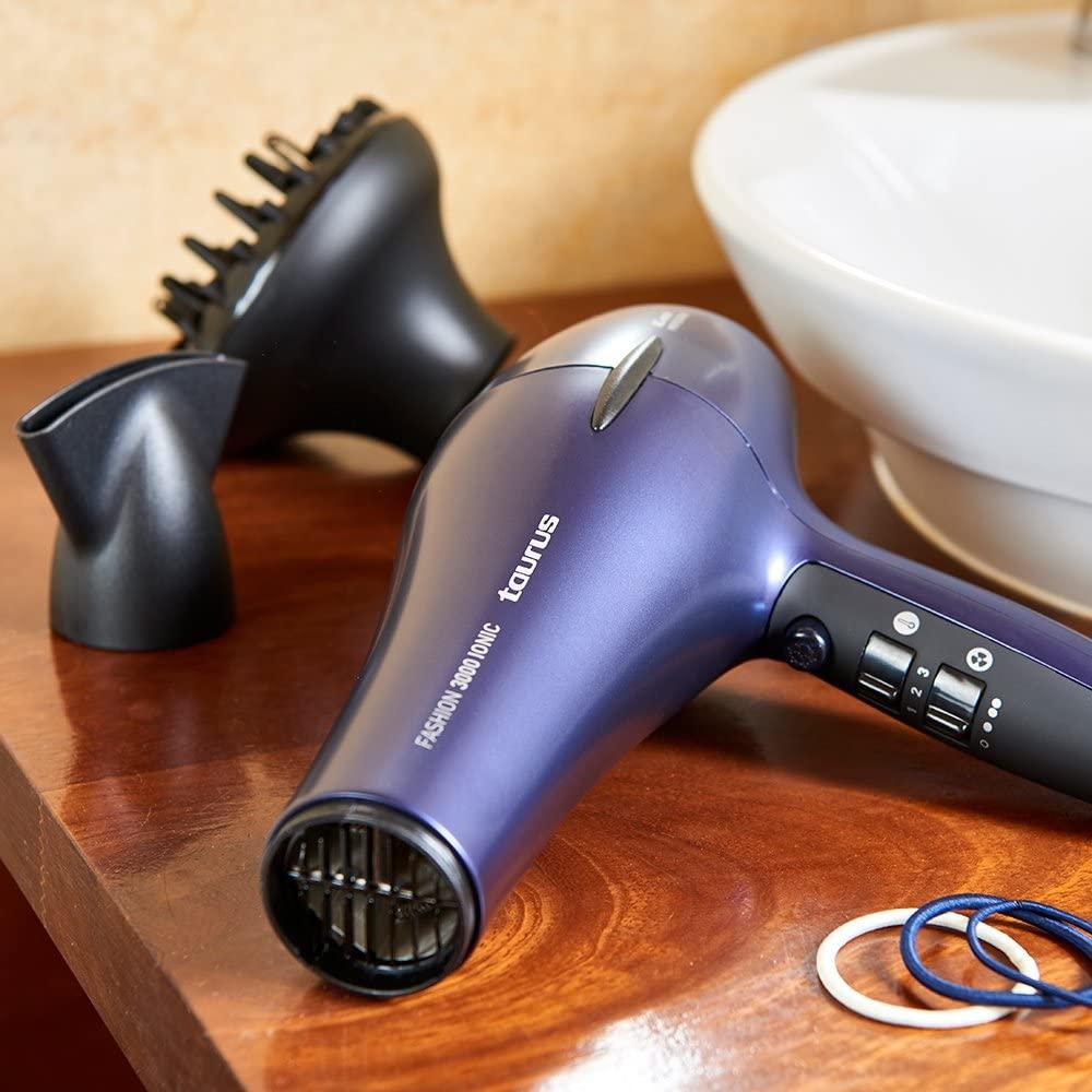 Los 7 mejores secadores de pelo iónicos - Taurus