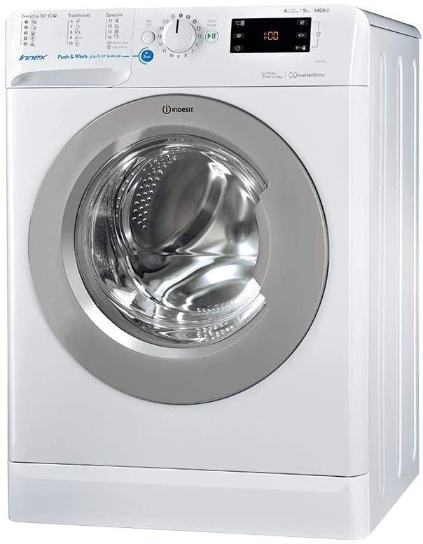 mejores lavadoras indesit - BWE 91484X WSSS EU carga frontal 9kg