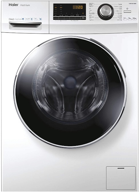 Mejores lavadoras Haier Serie 636 - Lavadora de 8 Kgs.
