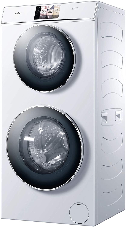 mejores lavadoras Haier lavasecadora Duo Dry – 8+4Kg lavado + 4Kg secado