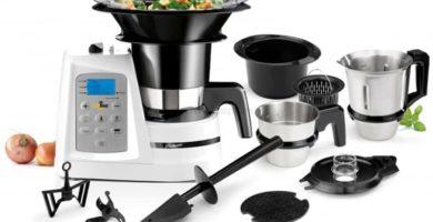 Robot de cocina Mastermix opiniones