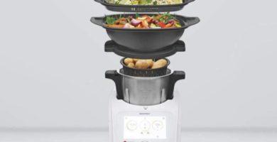 Robots de Cocina Monsieur Connect Opiniones y Eficacia