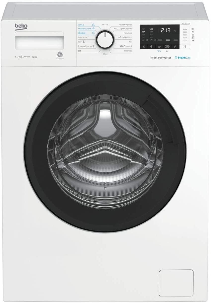 las mejores lavadoras de la marca beko Nº4