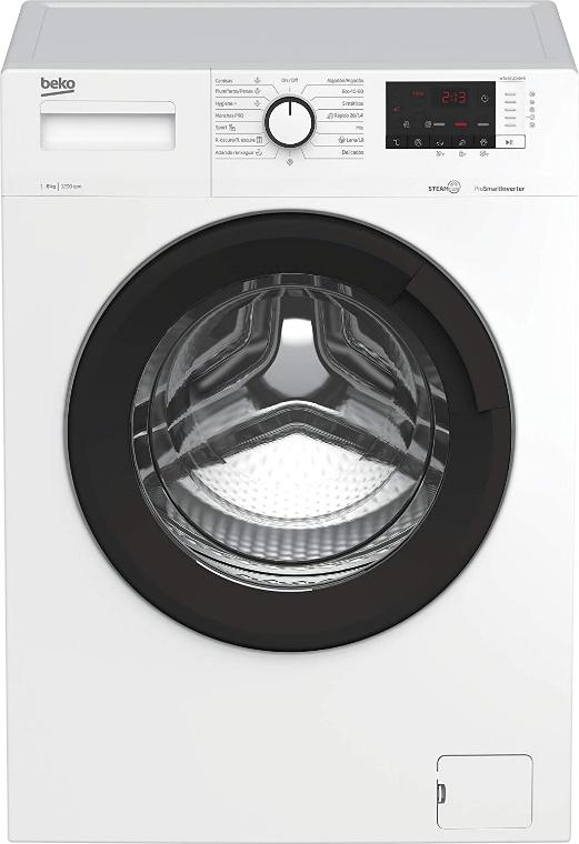 mejores lavadoras de la marca Beko Nº3