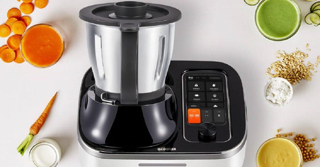 robot de cocina Xiaomi oCooker