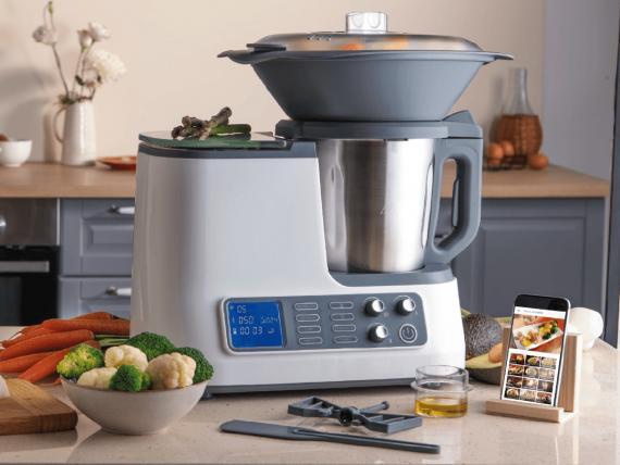 Robot de cocina Quigg de Aldi