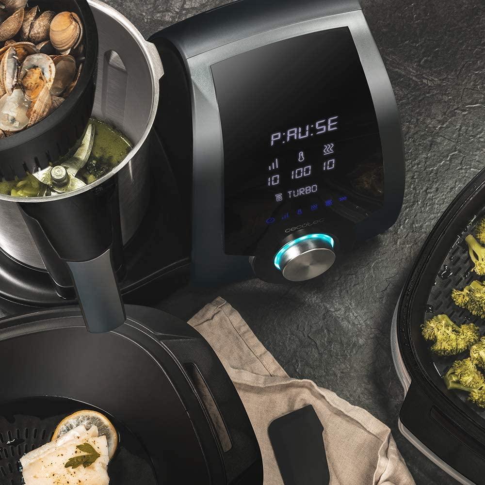 mejores robots de cocina de 2021