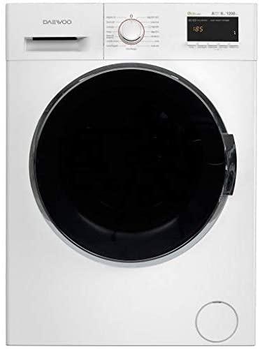 Mejores lavadoras Daewoo Nº 1