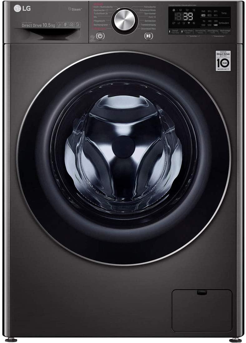 mejores lavadoras negras Nº 1