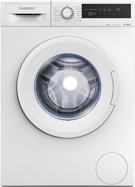 Mejores lavadoras Daewoo Nº 3