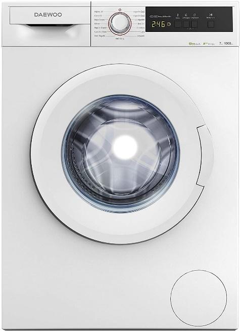 Mejores lavadoras Daewoo Nº 2