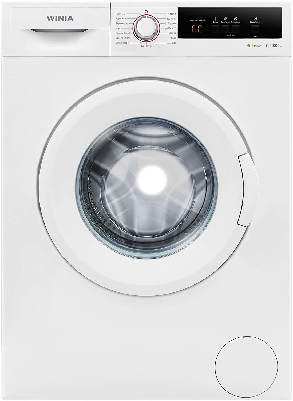 mejores lavadoras Daewoo Nº 4